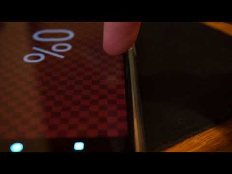 Pixel 2 XL - Touch screen dead spots near edge