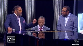 Motown Songwriters, Temptations Singer Otis Williams Discuss Their Legendary Hits | The View