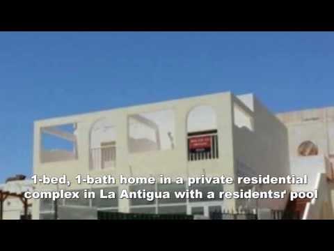 Semi-detached Villas Antigua - Antigua / 15,000 Euros
