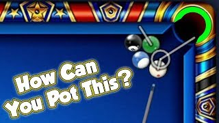 Worst 8 Ball Pool Game I Have Ever Played - WinStreak Challenge RING - K