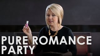 Full Pure Romance Party with Crystal