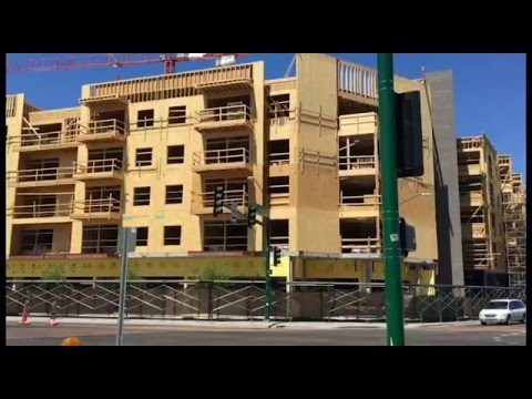 ASU Downtown Students Look Elsewhere for Housing - YouTube