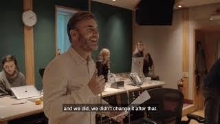 The Making of Incredible   Gary Barlow