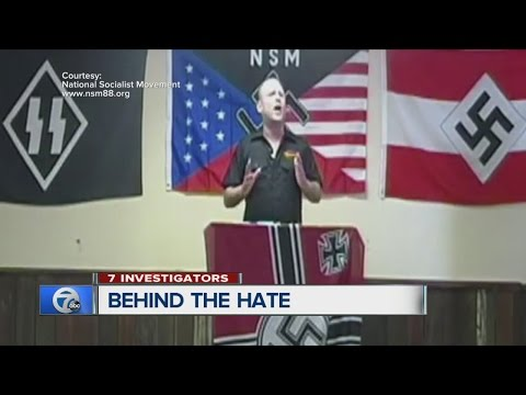 Why are hate groups growing in metro Detroit?