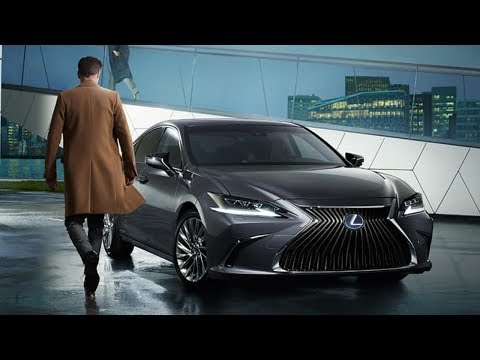 Lexus ES Introducing; All-New Lexus ES Sport, Hybrid  Experience
