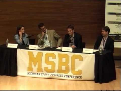 MSBC 2012: Panel Four: Media Reshaping the World of Sport