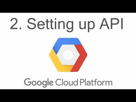 Setting up API and Vision Intro - Google Cloud Python Tutorials p 2