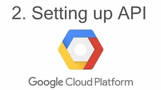 Setting up API and Vision Intro  - Google Cloud Python Tutorials p.2