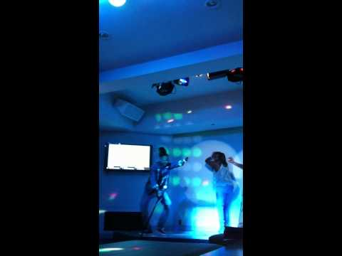 Great Video   Karaoke Bar Pulse Time Square New York City