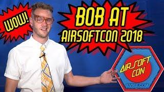 Bob at Airsoftcon 2018