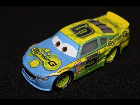 Disney-Cars 3 Mini//Racers-METAL #61 Bobby Swift