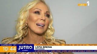 Lepa Brena - Intervju - Jutro sa Natasom - (Prva TV, 09.07.2018.)