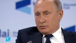 بوتين يعلق على قضية اختفاء جمال خاشقجي..فماذا قال؟