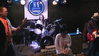 仙台、Ksスタジオガレージにて行われたチャットモンチーのコピーバンド...
