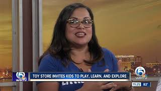 Toy Express Store In Coral Springs Will Offer Interactive Shopping Experience