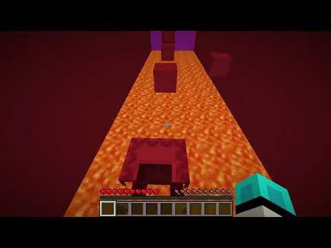 Minecraft Parkur Haritası
