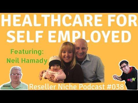 RNP038: Healthcare Insurance for self employed entrepreneur resellers