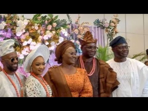 Download Fayose' Son Wedding || Gov. Seyi Makande Attends, Talks About His Fight With Fayose & 2023 Elections