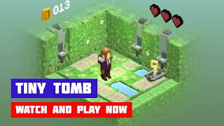 Tiny Tomb · Game · Gameplay