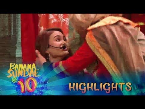 Banana Sundae: Jobert tries to kiss Ivana
