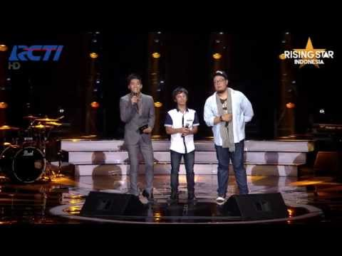 "Dimas Anindita Nyanyikan ""Ebony and Ivory"" Paul McCartney - Rising Star Indonesia Duels 2 - Eps. 10"
