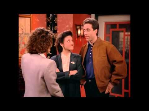 Seinfeld - Jerry can't remember woman's name