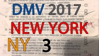 FREE New York DMV Permit Practice Test 2017 | NY serie 3