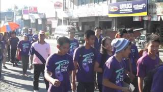 Villasis Town Fiesta Parade 2
