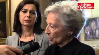 Ilaria Alpi, La madre accusa:
