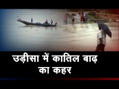 Odisha flood death toll rises to 37