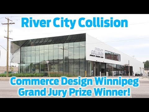 River City Collision - Commerce Design Winnipeg Grand Jury Prize Winner!