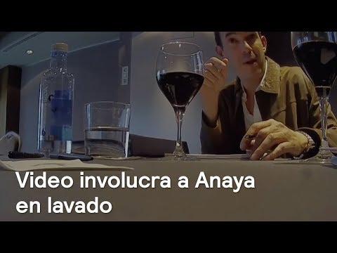 Video involucra al candidato Ricardo Anaya en lavado de dinero - En Punto con Denise Maerker