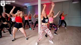BORN TO DANCE summer camp 2018 - DANCEHALL by Ann
