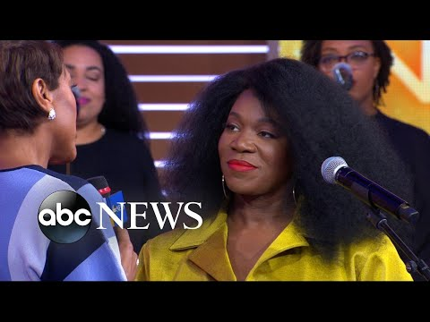 Frankie Darcell - See how India.Arie closed out Black History Month 2019