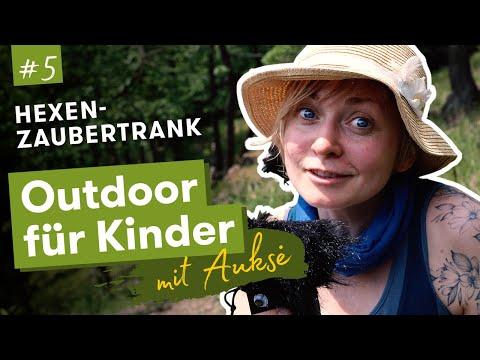 Aukse TV | Outdoor für Kinder | Hexenzaubertrank