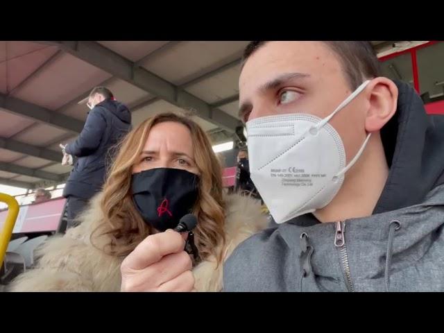 CALCIO - Le dichiarazioni post gara di Leonardo Lazzaris e Paola Ambrosetti, LR Vicenza vs Spal