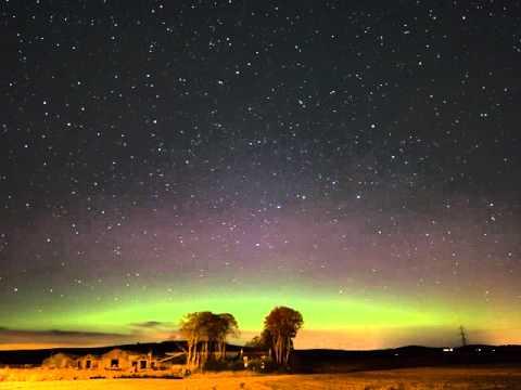 Aberdeenshire Aurora - 8th/9th November 2015