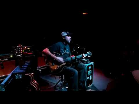 Scott H. Biram (Swift Driftin')@ The Triple Rock Minneapolis 6-8-2016