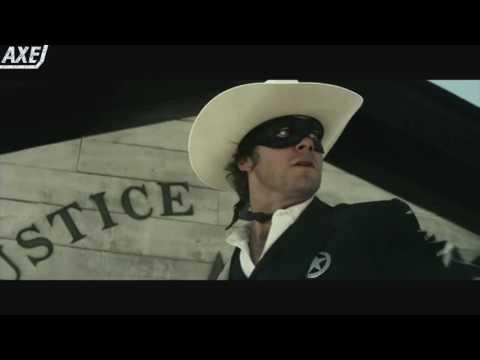 Civi HA  'The Lone Ranger Final Train 'HD 1080p
