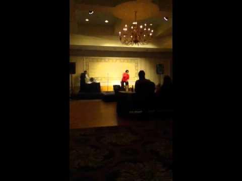 Kristina Clark Berkshire Karaoke Idol 2011