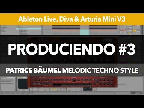 PRODUCIENDO #3: Creando Lead - Melodic Deep Techno con Ableton Live - Parte 3