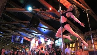 Fetish 2013: Utah's Biggest Pole Dance & Aerial Silk Competition