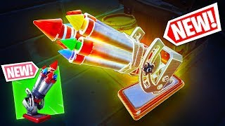 *NEW* BOTTLE ROCKETS LEAKED FOOTAGE!! - Fortnite Funny WTF Fails and Daily Best Moments Ep.912