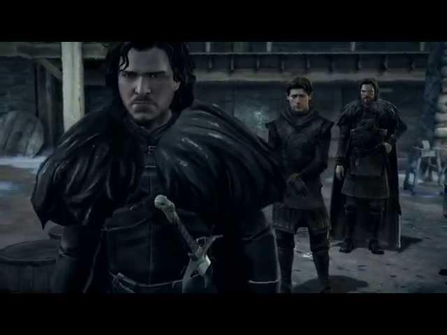 Game of Thrones: Episode 4 — Sons of Winter (видео)