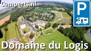 Camping Domaine du Logis, La Chapelle Aux Filtzméens, Bretagne, Frankrijk (English subtitled)