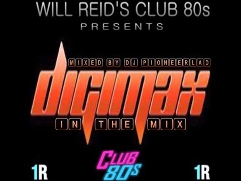 DIGIMAX IN THE MIX @ CLUB 80'S FULL MIX WITH ID)