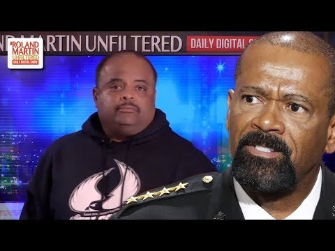 Roland Has A Special Message For Sheriff David Clarke