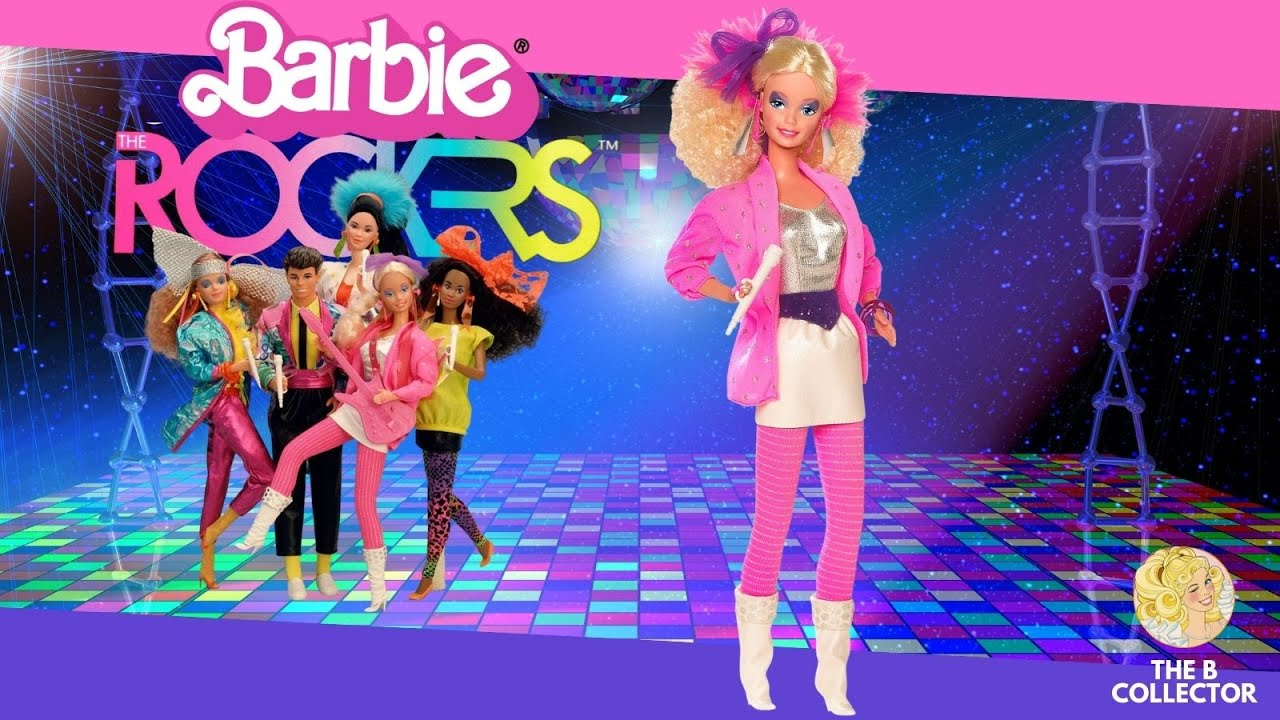 Barbie and The Rockers (Repro)