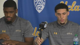3 UCLA Players Apologize For Shoplifting Scandal