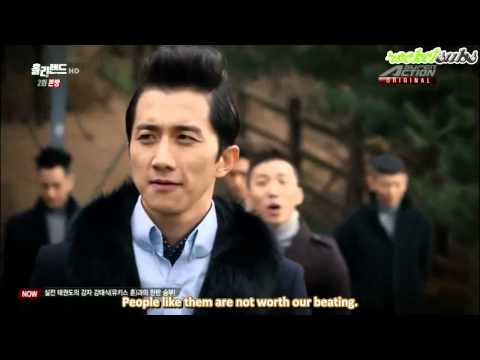 Holyland - Episode 2 ft. Dongho & Hoon 2/5 (en)
